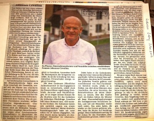 Riehen 1.3.2014 Johannes Czwalina - Zeitung 5:2013