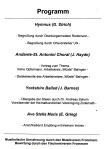 22. 6. 2014 Programm Stelen Frommern