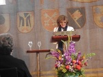 24.6.2014 Maximillianeum Munic - Dr.h.c. Charlotte Knobloch Pesident of the Jeiwsh Community of Munic and Upper Bavaria