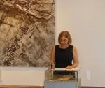 Doris Muth im Heimatmuseum Biosingen 18.7.2014 -2