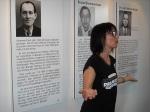 Gedenkstätten KZ Bisingen Lerngang BVE Hechingen 7.7.2014 Heimatmuseum Bisingen -2