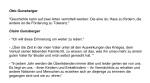Techn. Gymnasium Balingen, 18. Juli 2014 - Gedanken von Otto Gunsberger und seiner Tochter Clair Vosk