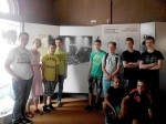 Schüler-Ag Realschule Bisingen 2014 - %22Alte Synagoge%22 Hechingen - Geschichte der Pogromnacht