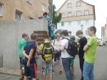 Schüler-AG Realschule Bisingen 2014 Geschichte der Hechinger Juden in Jahreszahlen