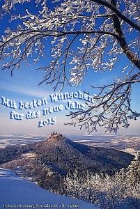 Neujahrsgruß 2015 für Gedenkstätten-blog