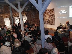 21. 1. 2015  Museum Gedenkstätten KZ Bisingen - Gesprächsrunde nach dem Film