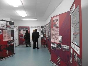 Rundgang durch die Ausstellung