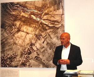 17. April 2015 Johannes Czwalina im Museum Bisingen -3