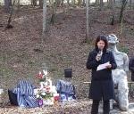 Brigitta Marquardt-Schad - Vorstand Initiative Eckerwald