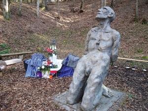 Mahnmal des Bildhauers Siegfried Haas