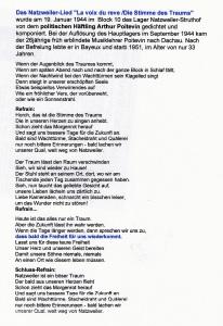 Das Natzweiler Lied