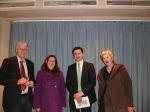 Dr. Zekorn - Dr. Idit Gil, Bürgermeister Waizenegger - Hanne GrunertTel Aviv -