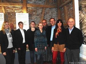 Der neue Vorstand von links nach rechts: Susanne Maier, Adolf Binder, Jannik Bitzer, Verema Lohr, Dr. Franziska Blum, Holger Grebe, Dieter Gruoo, Dr. Ines Mayer und Dr. Karl Kleinbach
