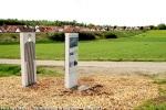 Gedenkstelen in Engstlatt - 3. Mai 2015 -2
