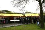 Gedenkstelen in Erzingen 3. Mai 2015