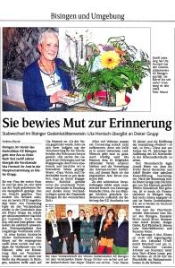 Schwarzwälder Bote, Montag, 4. Mai 2015
