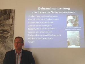Kleine Leute-große Helfer 11. Juni 205 Gedenkstätten KZ Bisingen e.V.Dieter Grupp