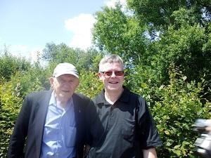 Mordechai Ciechanower und Andreas Kroll
