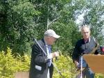 5 Jahre KZ-Gedenkstätte Hailfingen-Tailfingen 28. Juni 2015 Mordechai Ciechanover