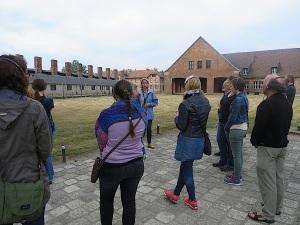Führung Auschwitz Stammlager