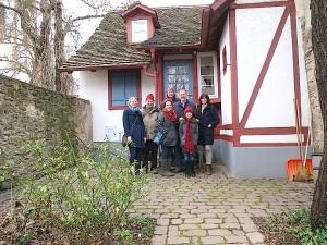 """Ausflug ins """"Jüdische Haus"""" Emmendingen -2"""