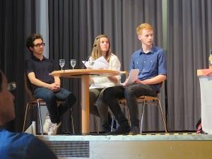 wer bist du 05.07.2016 -3 Schüler der Waldorfschule Balingen-Frommern -2