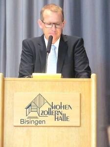 wer bist du 05.07.2016 Begrüßung Dieter Grupp